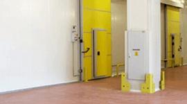 soğuk oda ve döşeme ısıtma sistemleri