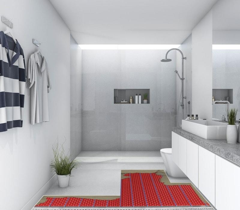 Banyolar için Yerden Isıtıma İle İlgili Bilinmesi Gerekenler