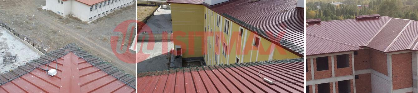 Çatı Isıtma Sistemleri