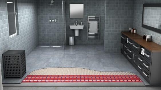 Banyo Ayna Isıtma Sistemleri Nasıl Çalışır?